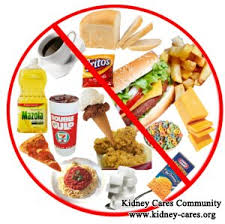 what food to avoid for patients with polycystic kidney