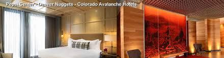 Pepsi Center Map 53 Hotels Near Pepsi Center Denver Nuggets Colorado Avalanche Co