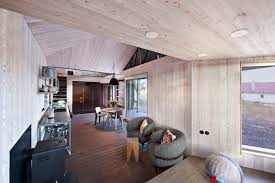 Wood House Design by Low Energy Wooden House