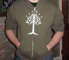 craft sauce gondor hoodie