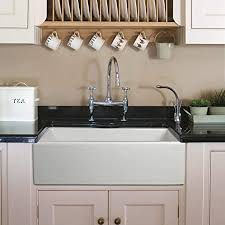 white kitchen cabinets with farm sink zuhne 33 inch fireclay white farmhouse sink reversible farm sink apron italian