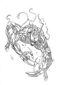 carnage coloring pages carnage colouring pages free download free