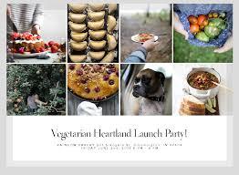 vegetarian heartland cookbook update u2013 tour launch party