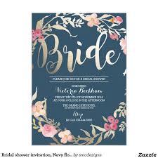 floral foil best 25 navy bridal shower ideas on nautical