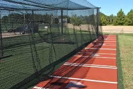 mastodon engineered batting cage system