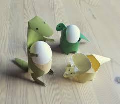 toilet paper roll dinosaur egg cups iha ite pinterest toilet