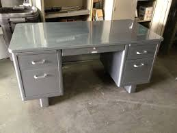 Vintage Metal Office Desk Vintage Metal Office Desk Luxury Home Office Furniture Check