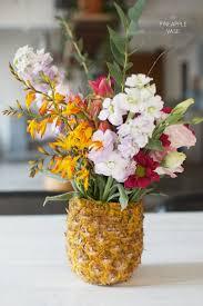 Pineapple Decoration Ideas Creative Floral Arrangements New Ways To Arrange Flowers