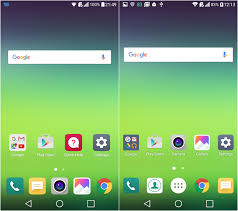 lg home launcher apk lg launcher android app drawer