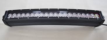 curved led light bar 20 inch curved led light bar 120 watts 4lowparts