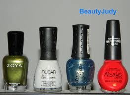 hurricane irene nail art beautyjudy
