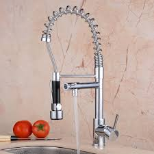 white pull out kitchen faucet kitchen makeovers white pull kitchen faucet single