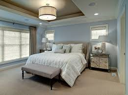 Bedroom Light Fixture Drum Light Fixture Bedroom Contemporary With Bedside Table Blue