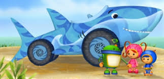 featured tv dvd review team umizoomi meet shark car numbers