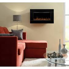 dimplex sloan 31 in wall mount electric fireplace in black dwf