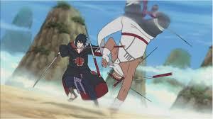sasuke vs sasuke vs killer bee by white avenger5 on deviantart