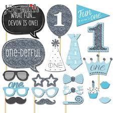 boy 1st birthday enlife 1set baby shower photo booth props girl boy 1st birthday