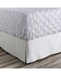 light grey bed skirt incredible memorial day sales on surya anniston california king bed