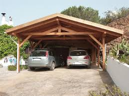 Rv With Car Garage Rv Carport And Garage Options Customizations And Costs