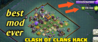 game coc sudah di mod clash of clans mod apk offline for android coc hack