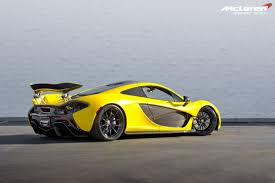 mclaren p1 custom paint job gallery acid yellow mclaren p1 gtspirit