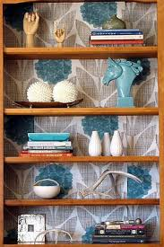 Shelf Furniture Modern by Shelves And Storage Furniture Decoration With Modern Wallpaper