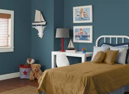 kid u0027s bedroom in glidden approaching storm color of base cabinets
