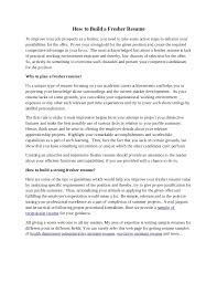 How To Create A Cover Letter For Resume Summary Profile Resume Examples Summary Profile Resume Examples