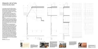 Sendai Mediatheque Floor Plans by Exhibition U201cdetails Architecture Seen In Section U201d Bmiaa