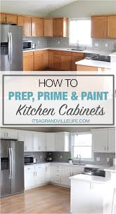 how to prep kitchen cabinets for paint it s a grandville how to paint kitchen cabinets