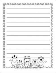 Thanksgiving Writing Pages Penguins Writing Paper Ela Pinterest Writing Paper Penguins