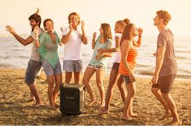 Ecoxgear Rugged And Waterproof Stereo Boombox Ecoxgear Introduces Its Massive Yet Portable Waterproof Party