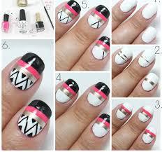nagellack designs 32 nagelmotive zum selbermachen mit nagellack anleitung