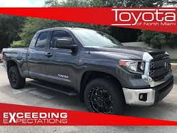 toyota tundra new 2018 toyota tundra sr5 double cab in miami d123416 toyota