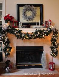 491 best christmas mantles images on pinterest christmas time