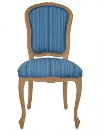 navy blue floor l furniture blue striped armless chair with carved wooden frame and