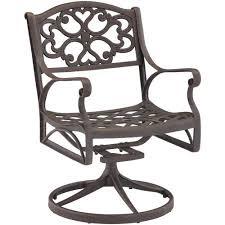 Swivel Patio Chair Aluminum Swivel Patio Chairs