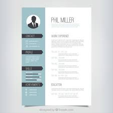 top most creative resumes minimal resume cv template graphic styles and creative resumes