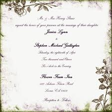 wedding invite verbiage wedding invitations sle wording criolla brithday wedding