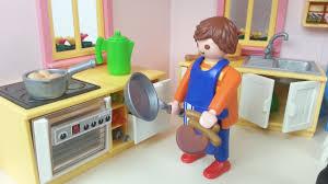Amazon Playmobil Esszimmer Einbauküche Mit Sitzecke 5336 Für Das Puppenhaus Seratus1
