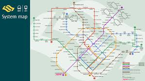 A Train Map Amazing 20 Mrt Maps Of Singapore Mrt Network Map Smrt Map