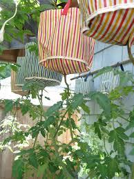 Upside Down Tomato Planter by Vastlig Topsy Turvy Style Planter For 2 Ikea Hackers Ikea Hackers