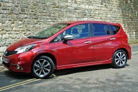 nissan note a car is a car is a car until you discover the nissan note the