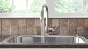 how to install a grohe kitchen faucet grohe wexford kitchen faucet product