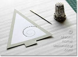 paper christmas decorations paper christmas ornaments easy to make christmas decorations
