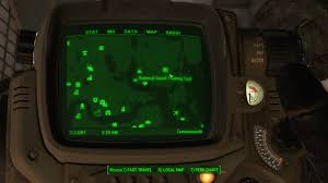 Fallout 4 Map With Locations by Fallout 4 X 01 Power Armor Location And Walkthrough
