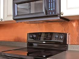 kitchen copper backsplash simple amazing kitchen copper backsplash ideas my home design