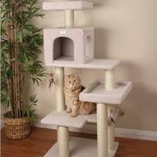 Petco Cat Beds Petco Premium Tree Bungalow For Cats U003c3 This Cat Tree Would Be