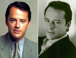 Ally Mcbeal Bathroom Dance Ally Mcbeal Gil Bellows Picture Ally Mcbeal Cast Then And Now