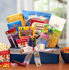 birthday care packages care packages supreme gift baskets